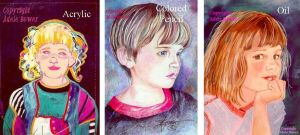 Three drawings 6-8-13