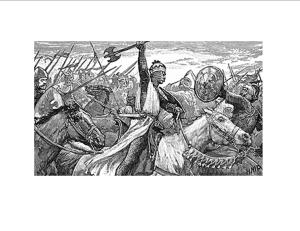 The Battle of Tours, 732 AD, a Turning Point in History