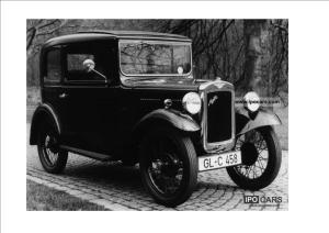 1933 Austin Seven