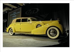 1933 Cadillac V-16