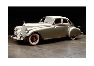1933 Pierce Arrow, Silver Arrow