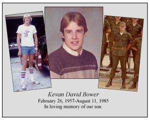 Kevan memorial blog 8-11-15